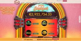 777 Casino Jackpots