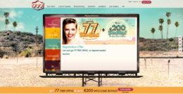 777 Casino Promos