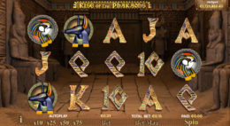 888 Games Rise of the Pharaohs