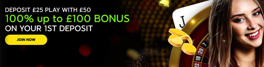 888 Casino bonus banner