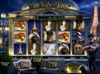 A Night In Paris preview slot