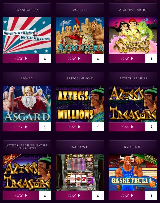 Aladdins Gold Casino Mobile