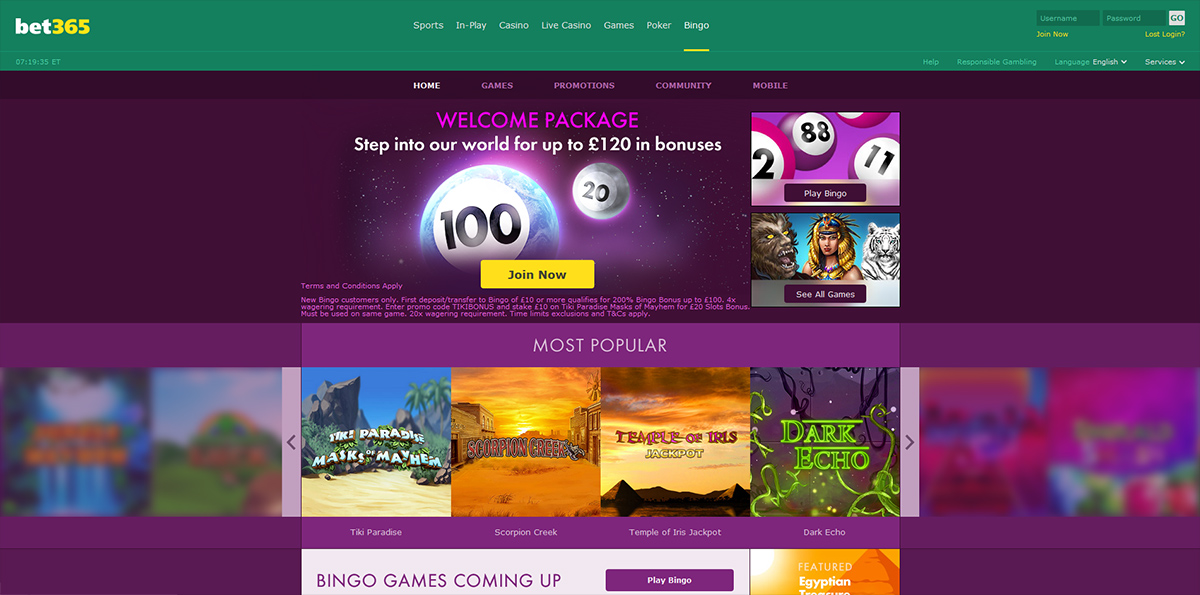 Bet365 Casino 🥇 Offers Up To 200 Welcome Bonus Mobile