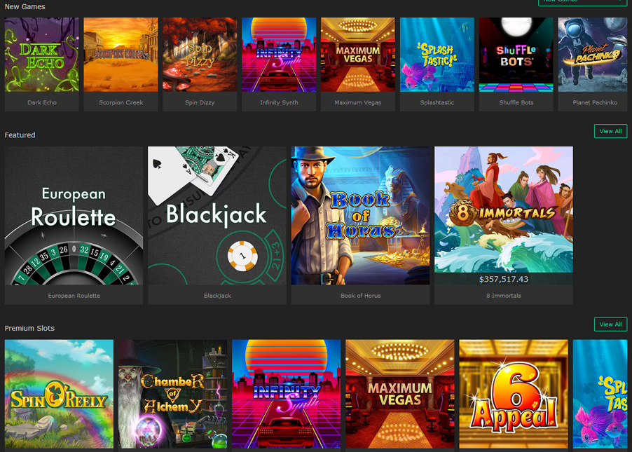 Games At Bet365
