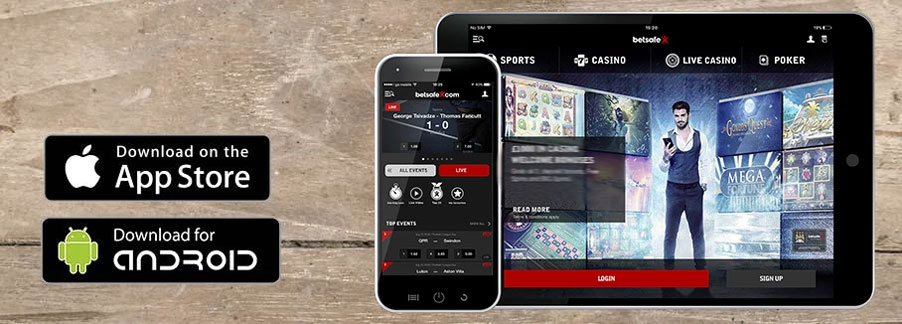 Betsafe Mobile