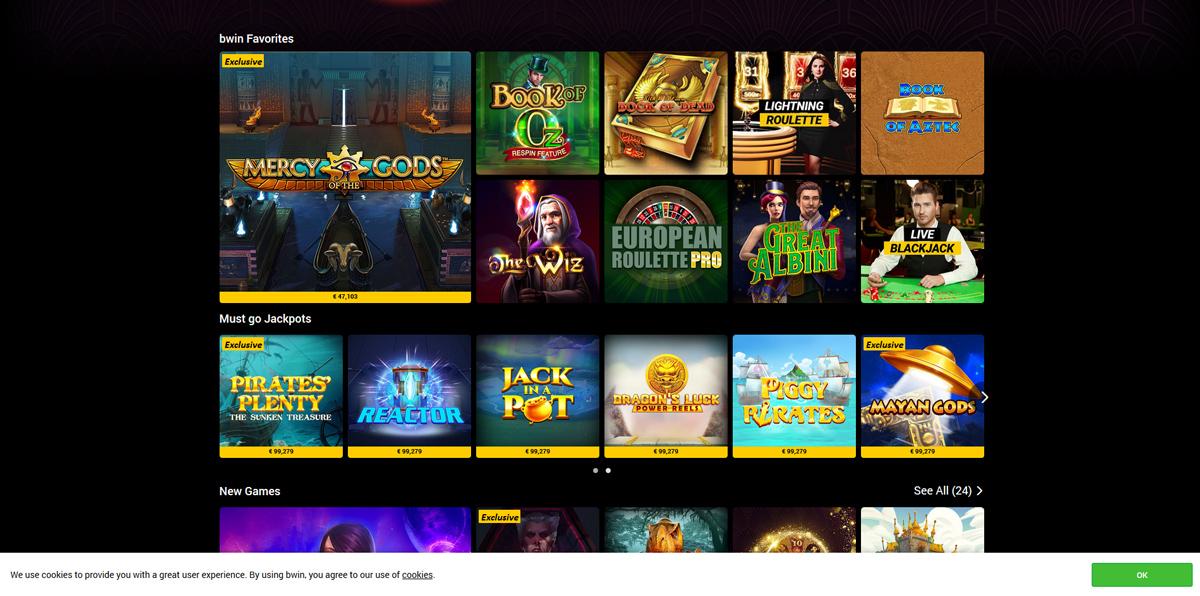 Bwin Casino App 🥇Get up to $200 Bonus! | mobile-casino com