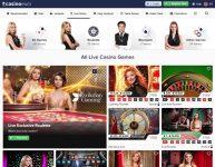 Casino Euro mobile live casino