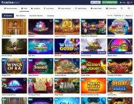 Casino Euro mobile slots