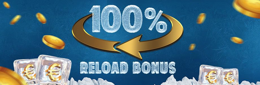 CasinoClub Reload Bonus