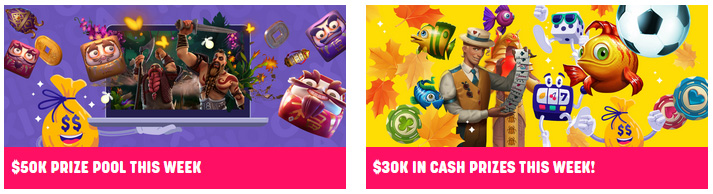 caxino casino weekly promotions