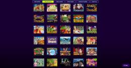Dreams Casino games