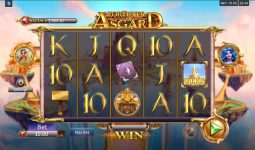 Fortunes of Asgard preview slot