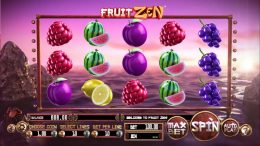 Fruit Zen preview slot