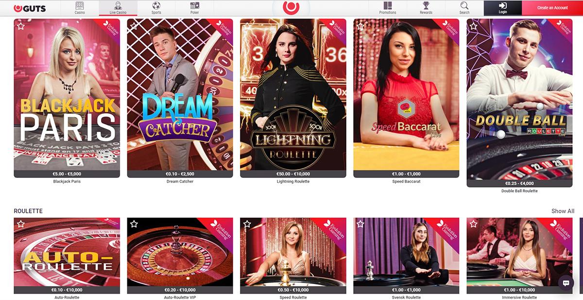 Gutes Casino