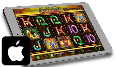 ipad casino logo