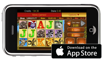 iphone casino logo