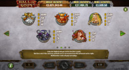 hall of gods big payouts