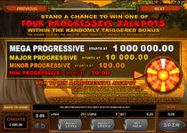mega moolah jackpot wins