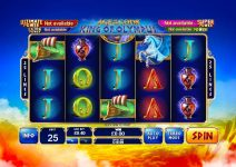 King of Olympus preview slot