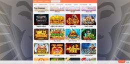 Leo Vegas Casino Top Games