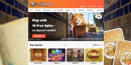 LeoVegas No Deposit Freespins Preview