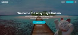Lucky Days Casino Preview