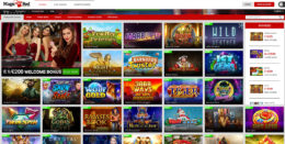 Magic Red Casino Games