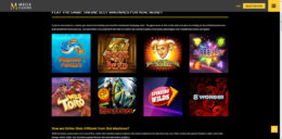 Mega Casino Spielautomaten