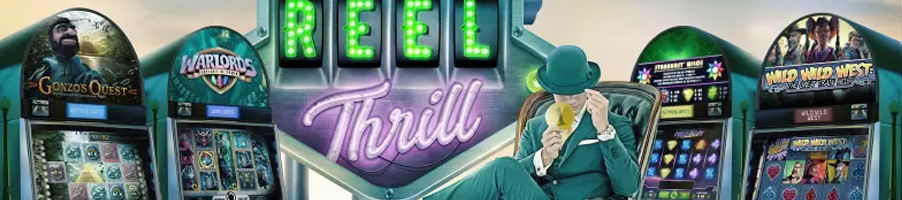 Mr Green Casino Banner