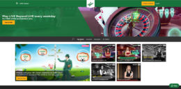 Mr Green Casino live casino