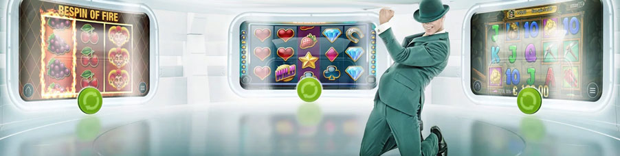 Mr Green mobile Slots