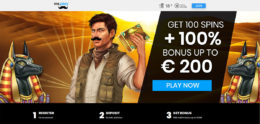 MrPlay Casino Bonus