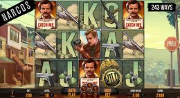 Narcos Preview Slot