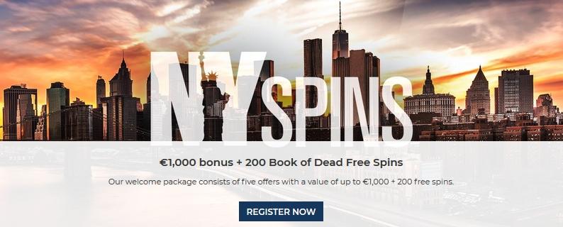 nyspins casino offer