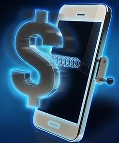 telepon pintar kasino seluler