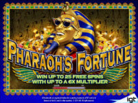 Pharaohs Fortune Image