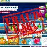 prime slots fraud
