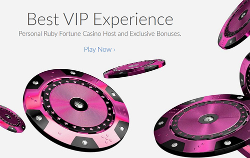 Ruby Fortune Casino Promotions