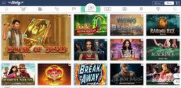 Sloty Casino Games