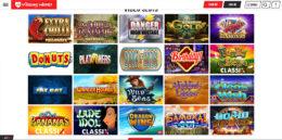 Vegas Hero Casino Online Games