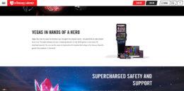 Vegas Hero Casino Slots