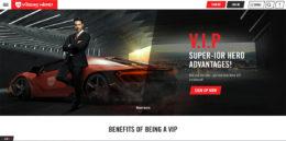 Vegas Hero Casino VIP
