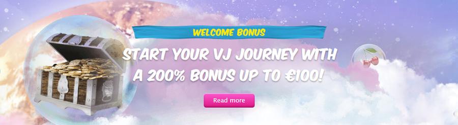 Vera John Casino No Deposit Bonus