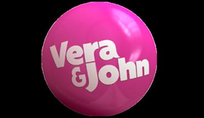 Vera John Casino Logo
