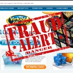 virtual casino group fraud