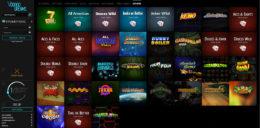 VooDooDreams Casino other games