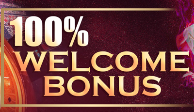 welcome bonus logo
