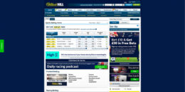 William Hill Casino Betting