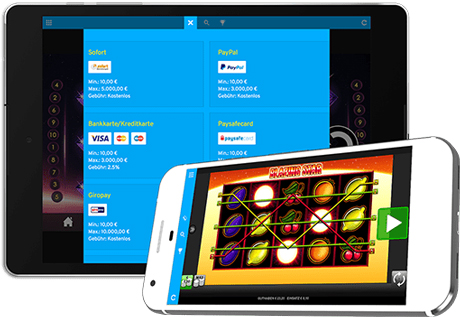Wunderino Casino Mobile